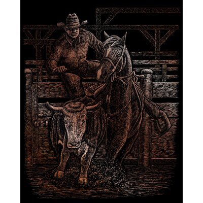Royal & Langnickel Rodeo Art Engraving