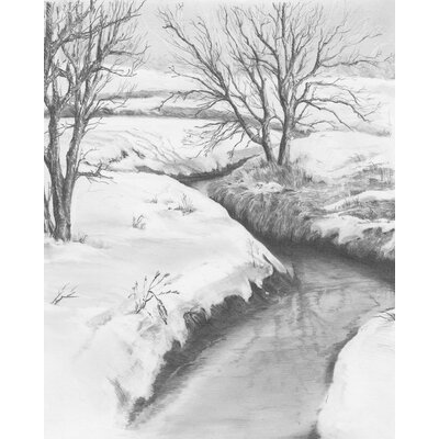 Royal & Langnickel Sketching Made EasyWinter Creek