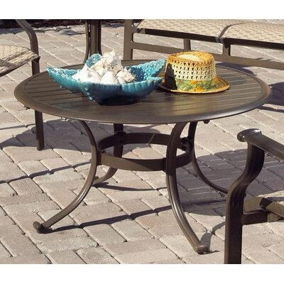 Panama jack island breeze patio coffee table reviews for Wayfair outdoor coffee table