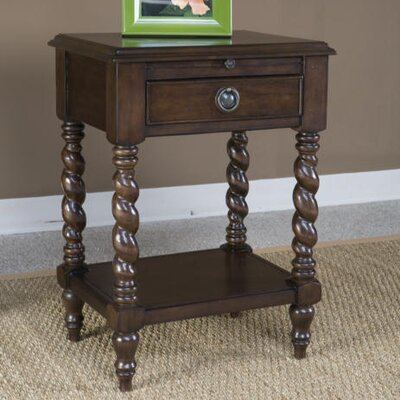 Old Havana End Table