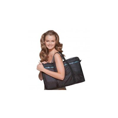 "Travel Blue 17.75"" Folding Tote Bag"
