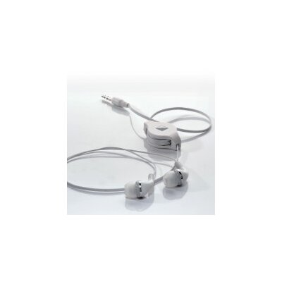 Travel Blue Retractable Ear Phone