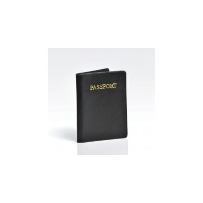 Travel Blue Passport Cover