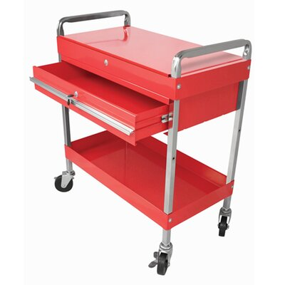 "Power Station 32.83"" Locking Service Cart"