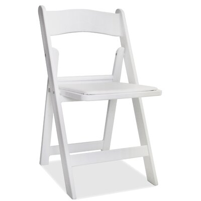 McCourt Manufacturing Gladiator Resin Folding Chair