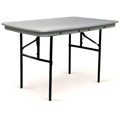 McCourt Manufacturing Commercialite Plastic Folding Table