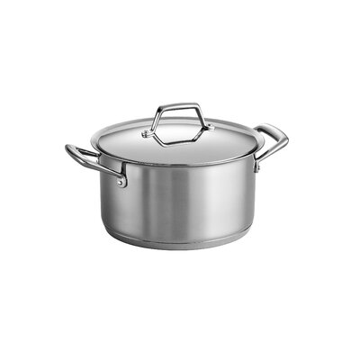Tramontina Gourmet Prima Stock Pot with Lid