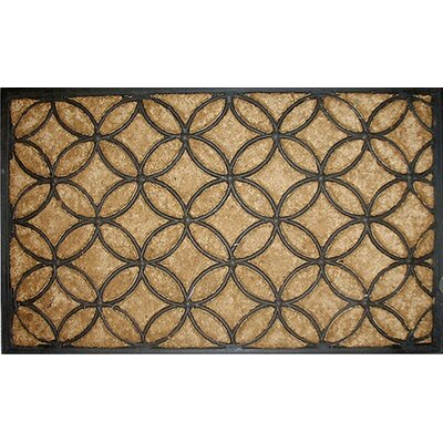 Home & More Circles Doormat