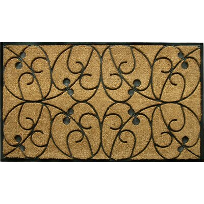 Home & More Apples Doormat