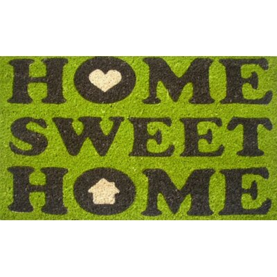 Home & More Home Sweet Home Doormat