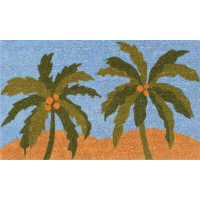 Island Breeze Doormat