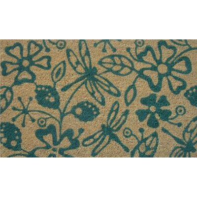 Home & More Dragonflies Doormat