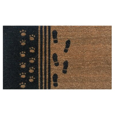 Man's Best Friend Doormat