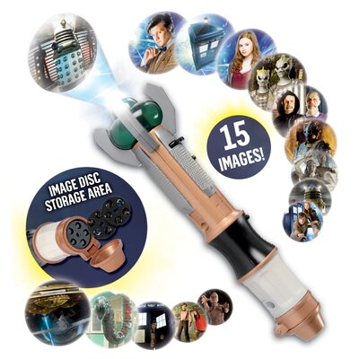 Underground Toys Doctor Who Sonic Screwdriver Projector Pen