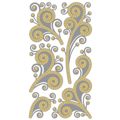 Sticko Classic Flourish Sticker