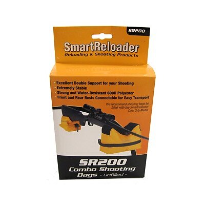 Smart Reloader SR200 Combo Unfilled Shooting Bag