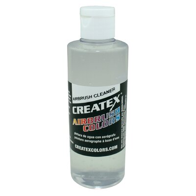 Createx Colors 4 oz Airbrush Cleaner
