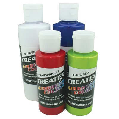 Createx Colors Airbrush Transparent Paint