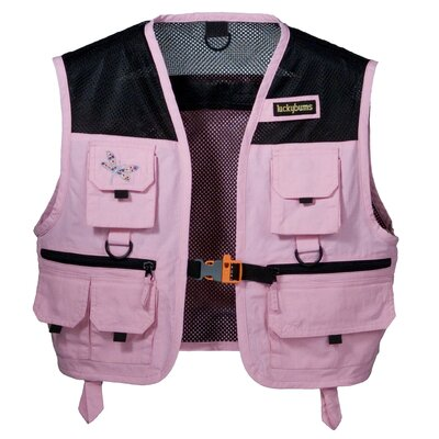 Kid's Fishing and Adventure Vest