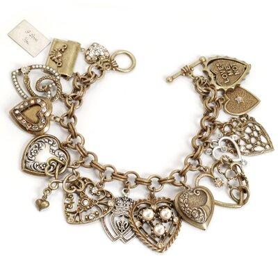 All My Love Charm Bracelet