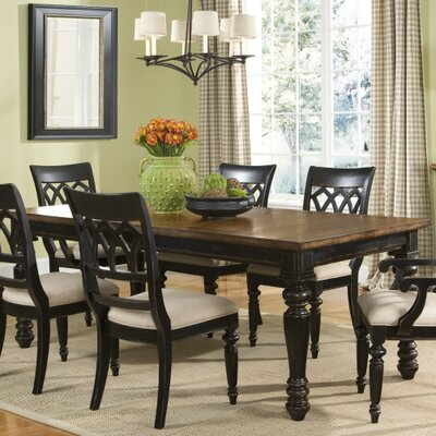 Legacy classic furniture wayfair for Legacy classic dining table