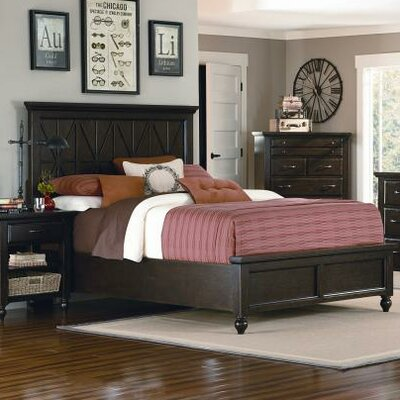 Legacy Classic Furniture Thatcher Platform Bedroom Collection
