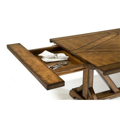 Larkspur Trestle Dining Table for Sale | Wayfair