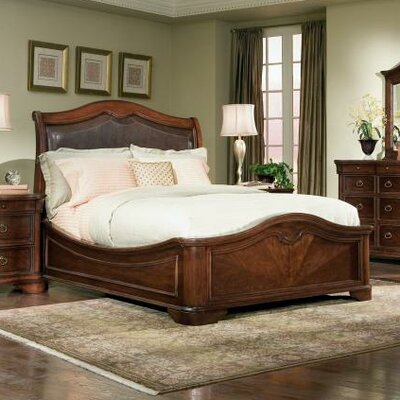 Heritage Court Panel Bed