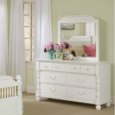 Legacy Classic Furniture Olivia 7-Drawer Dresser