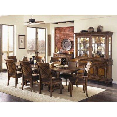 Larkspur trestle dining table wayfair for Comedores redondos modernos