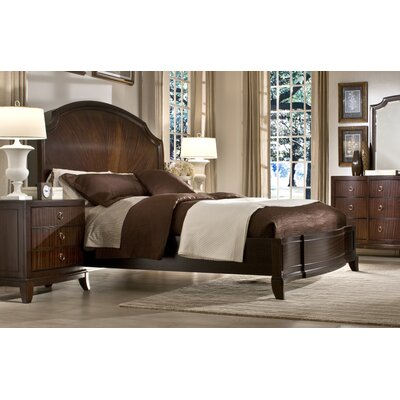 Laurel Heights Panel Bed