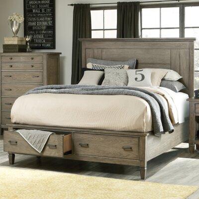 legacy classic furniture brownstone village storage panel bedroom