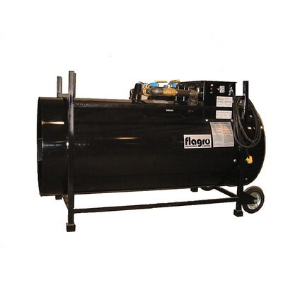 Flagro F-1000T Direct Fired, Duel Fuel Heater, 1,000,000 BTU