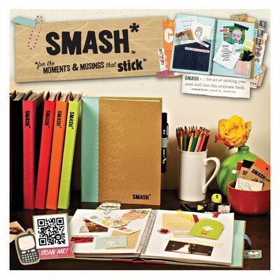 K & Company Smash Write-In Stickies