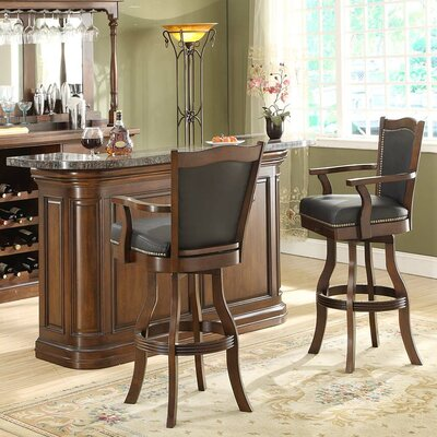 Eci Preston Bar Set With Wine Storage Reviews Wayfair