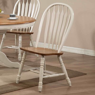 ECI Furniture Rustic Back Side Chair
