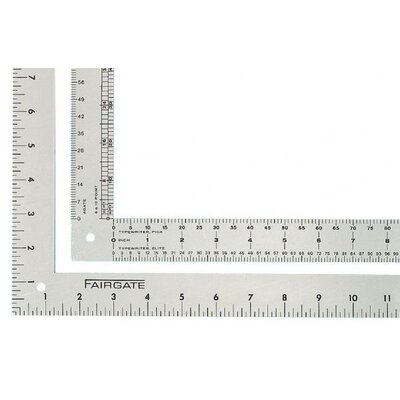 Fairgate Designer L-Square Ruler
