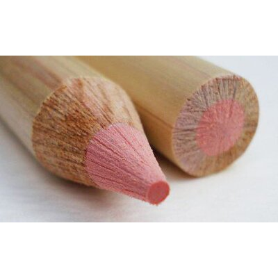Faber- Castell Pink Pearl Eraser Pencils (Set of 2)
