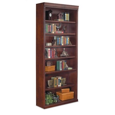 "kathy ireland Home by Martin Furniture Huntington Club 84"" Bookcase"