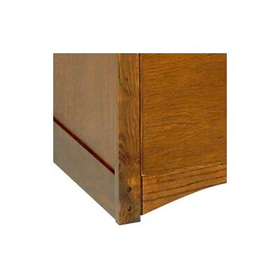 kathy ireland Home by Martin Furniture Wood Computer Credenza