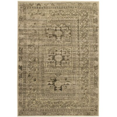 eCarpet Gallery Summer Classic Light Grey Stellar Open Field Rug