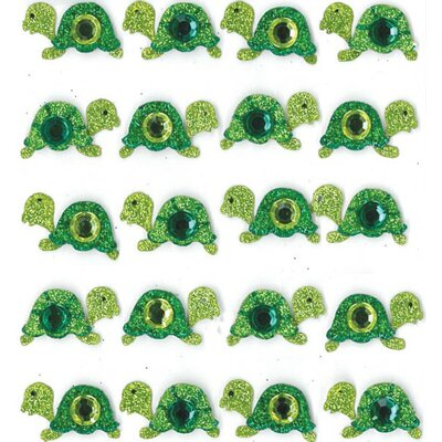 Jolee's Boutique Repeats Turtle Stickers