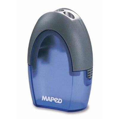Maped Double Hole Canister Pencil Sharpener