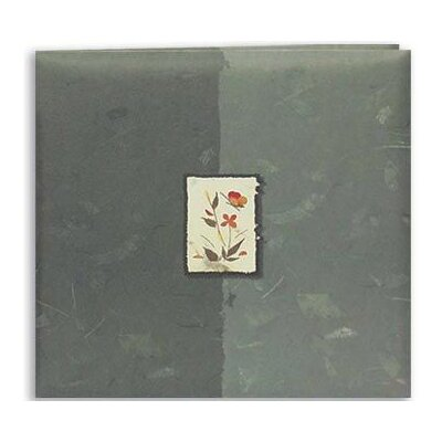 Pioneer Printed Cover Pressed Flower Scrapbook