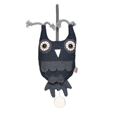 Oots Esthex Hendrik Owl Musical Stuffed Animal