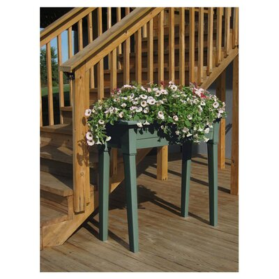 Adams Manufacturing Corporation Rectangular Garden Planter