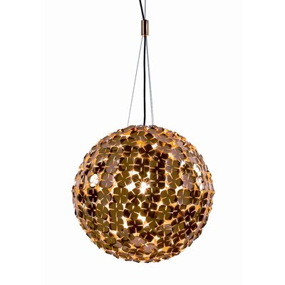 Terzani Orten'Zia Large One Light Pendant