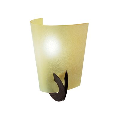 Terzani Solune 1 Light Left Wall Sconce