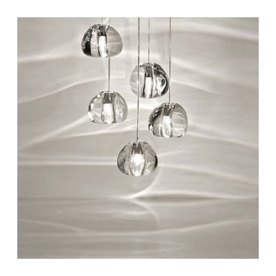 Terzani Mizu 5 Light Pendant