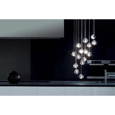 Terzani Mizu 15 Light Pendant